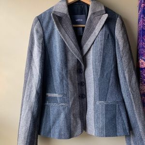 Mexx blazer, woven pattern